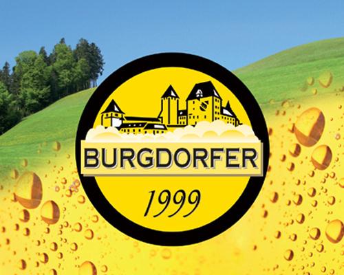 Logo Burgdorfer Gasthausbrauerei AG