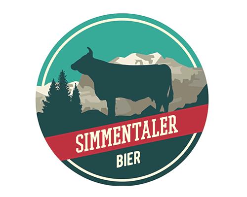 Logo Simmentaler Bier