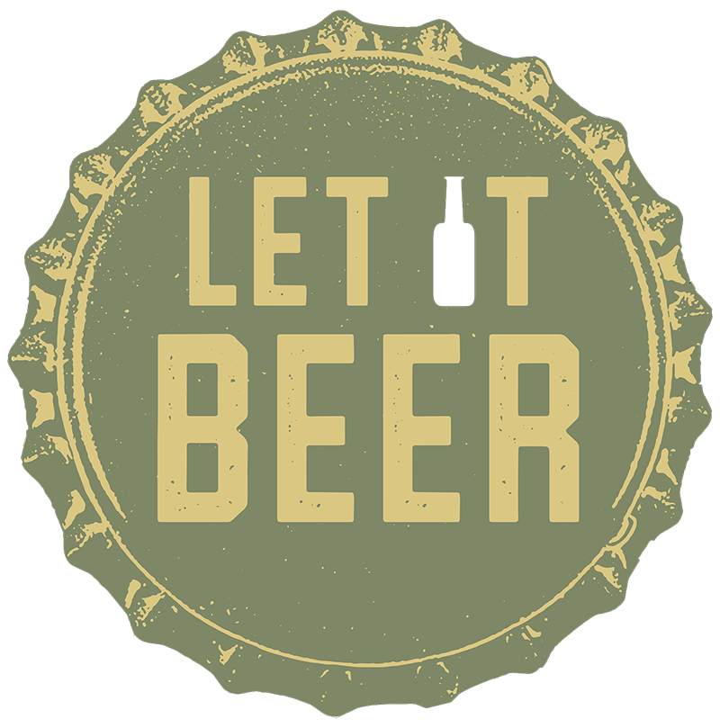 Logo Let it Beer