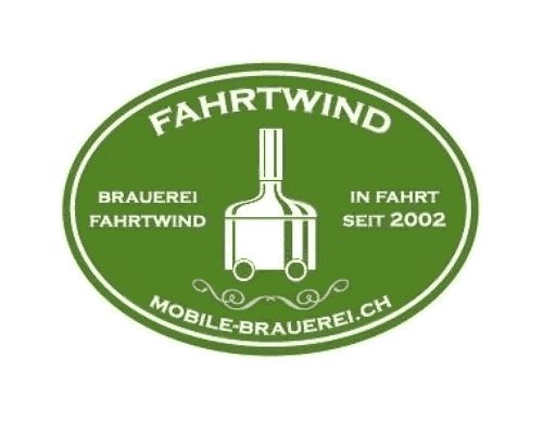 Logo Brauerei Fahrtwind