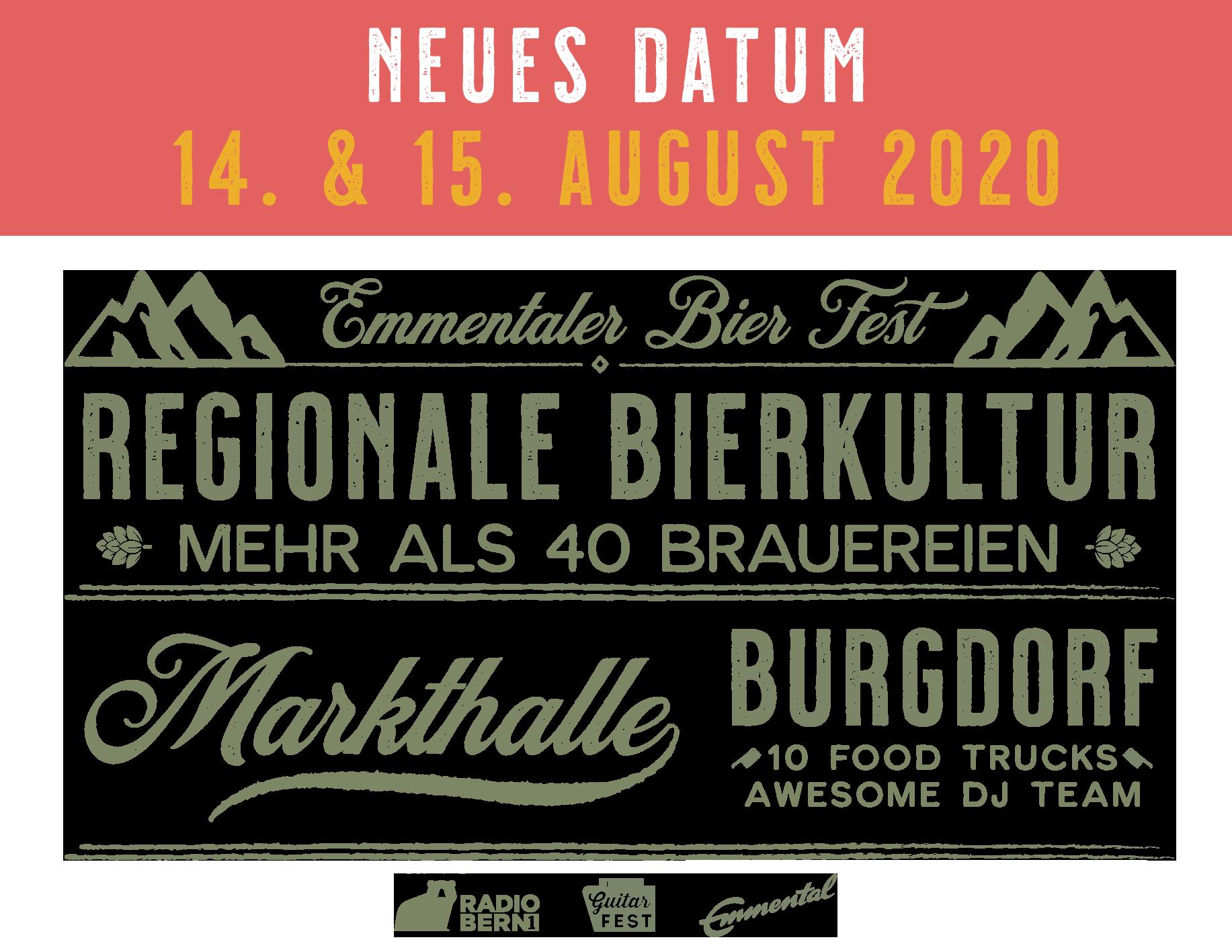 Let it Beer August 2020